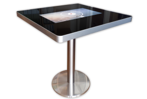 Table tactile pour restaurant